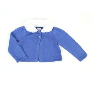 GYMBOREE sweater, girl's size 12-18M